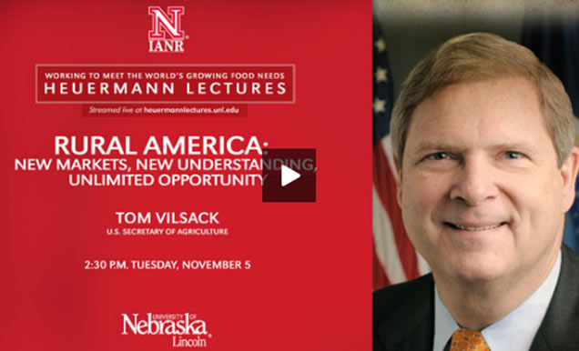 Tom Vilsack video